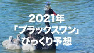 2021年「ブラックスワン」びっくり予想